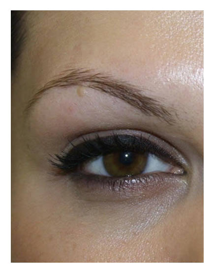 Semi-Permanent Makeup After