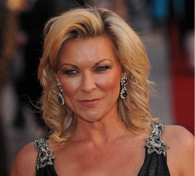 Claire King Red Carpet