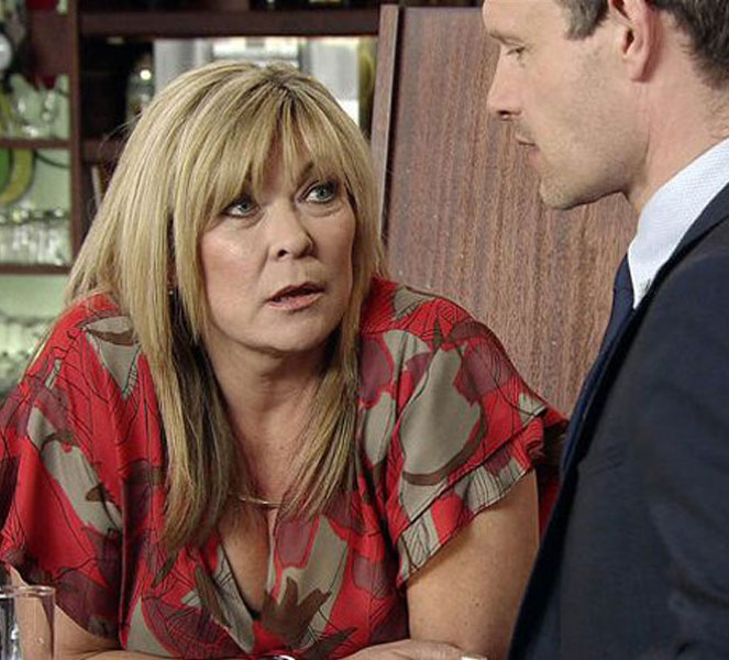 Claire King Emmerdale