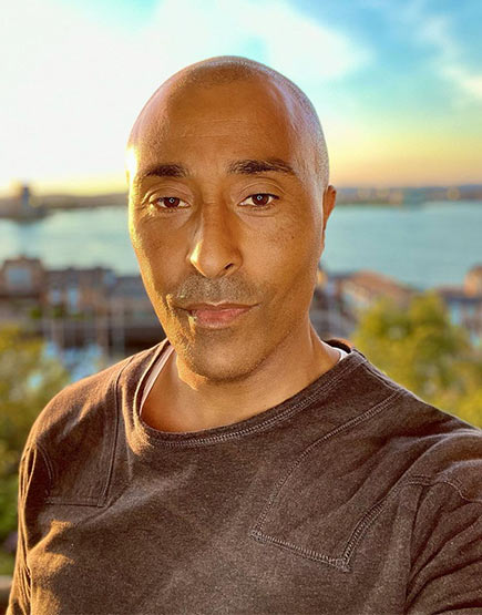 Colin Jackson - Before I came to Harley Street, I had never found products that kept my skin fully hydrated throughout my day...