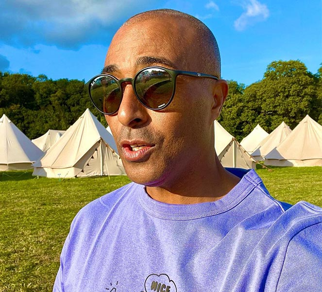 Colin Jackson Headshot
