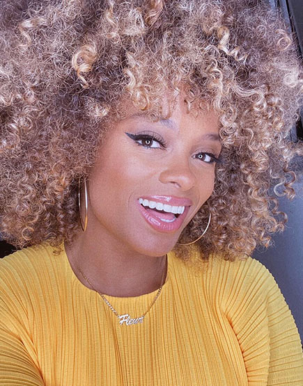Fleur East - The treatment was amazing and I still use the products suggested to me today! They come with me everywhere...