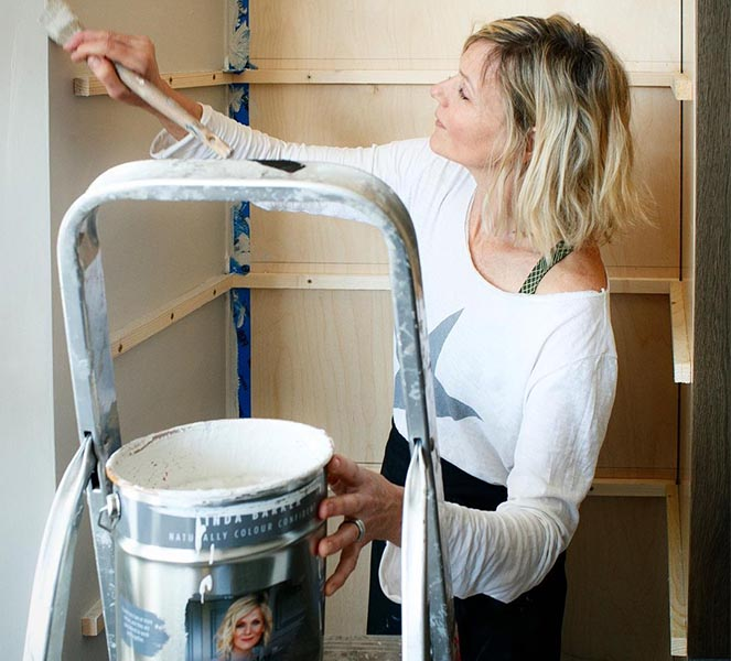 Linda Barker Grand Designs