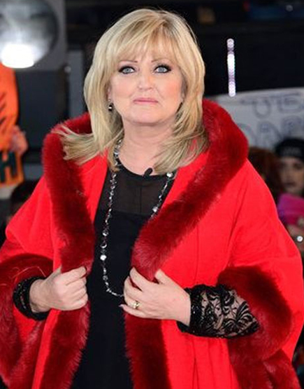 Linda Nolan - As I've got a little older, I've become far more aware of my neck. It was my neck and jawline particularly that...