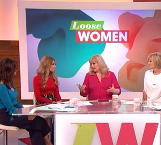 Linda Nolan Loose Women