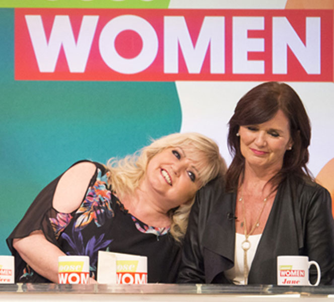 Maureen Nolan Loose Women