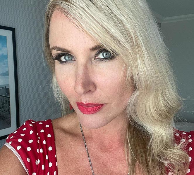 Nancy Sorrell Headshot