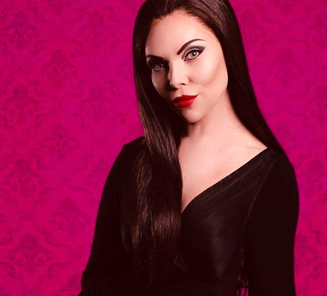Sam Womack Addams Family