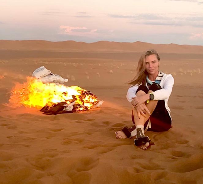 Sam Womack Pride of Britain