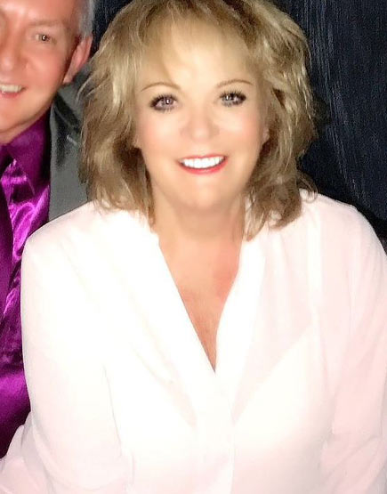 Sherrie Hewson - I actually just did a photoshoot and when I saw a picture I thought it had been photoshopped...