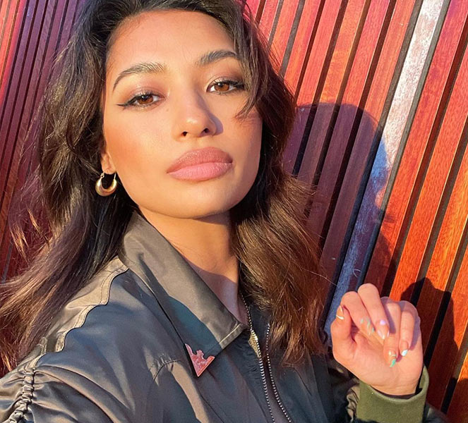 Vanessa White Press Shot