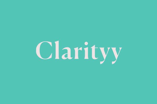 Clarityy
