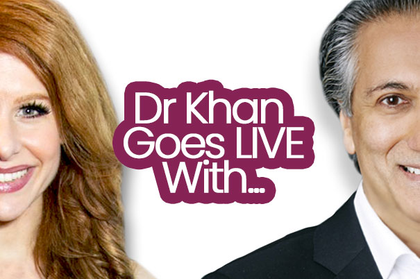 Dr Khan Goes Live With...