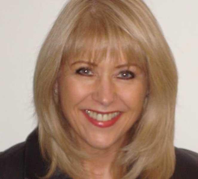 Elaine Stoddart Closeup